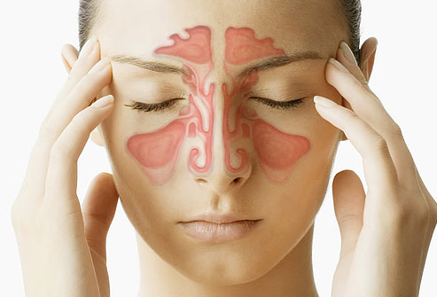 The spiritual Reason Behind Sinusitis